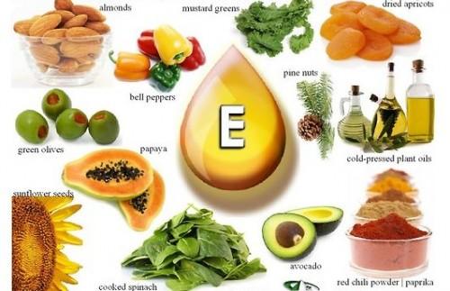 14 thực phẩm giàu vitamin E - Giáo dục Việt Nam