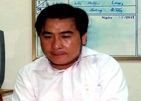 Lê Chánh Tôn bị lĩnh án 36 tháng tù giam vì tội