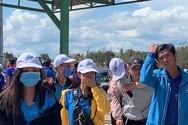 Năm 2020 học sinh huyện đảo Phú Quý vẫn phải vào đất liền để thi tốt nghiệp