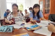 Tâm tư của những thầy cô tham gia bình chọn sách giáo khoa lớp 1