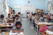 Tuổi của học sinh lớp 1 cần tính theo tháng  