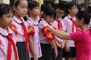 Trường học nào cũng có đội Sao đỏ (Ảnh minh học: Báo Pháp luật)