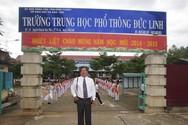 Thầy giáo Dương Thy Phan cựu giáo viên trường trung học ở Bình Thuận (Ảnh nhân vật cung cấp)