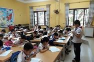Sinh hoạt đầu giờ ở một trường học do học sinh điều hành (Ảnh: Trường Tiểu học Hương Sơn)
