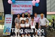 Thư viện lưu động đa phương tiện, niềm vui trên những vùng quê Bình Thuận
