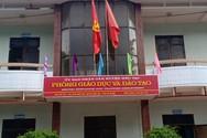 Phòng giáo dục huyện Mèo Vạc