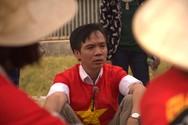 Chùm ảnh: Giáo viên hợp đồng ở Hà Nội đội nắng đi tìm tương lai