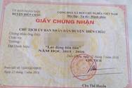 3000/4000 giáo viên Diễn Châu là lao động tiên tiến, huyện không đủ tiền thưởng