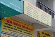 """VIDEO: Điều tra lò ấp giáo viên """"siêu tốc"""" tại trường Trung cấp Tổng hợp Hà Nội"""