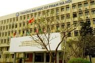 Đại học Sư phạm Hà Nội công bố điểm xét tuyển thẳng năm 2019