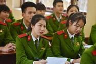 Học viện Cảnh sát Nhân dân công bố điểm xét tuyển, cao nhất 18 điểm