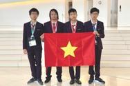 Việt Nam xếp vị trí thứ 4 tại kỳ thi Olympic Tin học quốc tế 2019