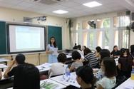 Bộ Giáo dục đang bồi dưỡng trực tuyến chương trình mới cho hơn 4.500 giáo viên