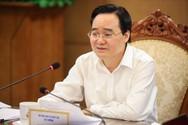 Bộ trưởng Nhạ nhấn mạnh 5 điểm trong kỳ thi tốt nghiệp