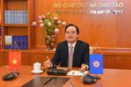 Bộ trưởng Nhạ: Đại dịch COVID-19 thúc đẩy chuyển đổi số trong giáo dục