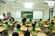 Do dịch Covid-19, trường Marie Curie lùi lịch tựu trường sát ngày khai giảng
