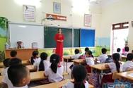 Có thêm nhiều hình thức khen thưởng, đánh giá mới đối với học sinh tiểu học