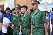 Chi tiết thông tin tuyển sinh 17 trường quân sự năm 2021