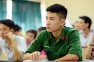 Ngành Trinh sát Kỹ thuật của Học viện Khoa học Quân sự chỉ tuyển thí sinh nam