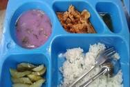 Học sinh Trường Nguyễn Văn Linh chê suất ăn trưa trong căn tin nhà trường
