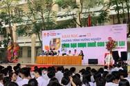 Học sinh của hơn 300 trường Trung học phổ thông phía Nam sẽ được hướng nghiệp