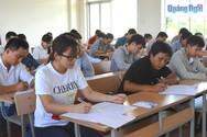 Quảng Ngãi tổ chức thi vòng 2 kỳ thi tuyển giáo viên năm 2019