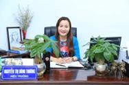 Sông Thương - Cô hiệu trưởng như người bạn của giáo viên