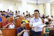 Giáo viên nào được miễn thi ngoại ngữ trong thăng hạng chức danh nghề nghiệp?