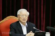 Tổng Bí thư dặn dò các vấn đề đặc biệt quan tâm về chuẩn bị nhân sự Đại hội XIII
