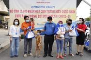 Masan Consumer trao tặng 10.000 phần quà cho công nhân các khu công nghiệp
