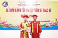 Trường Đại học Khoa học – Đại học Thái Nguyên trao bằng cho 92 Tiến sĩ, Thạc sĩ