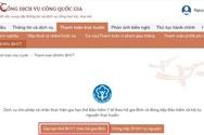 Hướng dẫn đóng tiếp Bảo hiểm xã hội tự nguyện trên Cổng Dịch vụ công Quốc gia