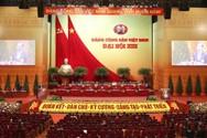 Ngày 29/1, Đại hội XIII tiếp tục xem xét về công tác nhân sự