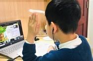 """Hà Nội: Nghỉ học phòng chống Covid, các trường """"bắt tay"""" ngay dạy học trực tuyến"""