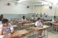 Vừa mổ ruột thừa, thí sinh vẫn cố gắng hoàn tất bài thi tuyển sinh vào lớp 10