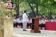Động lực nghiên cứu của Giáo sư Nguyễn Lân Dũng là nhặt thật nhiều để rồi cho đi