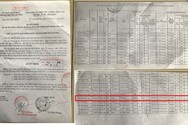 Những chữ ký kỳ lạ của chủ tịch thành phố Hải Dương khi điều chuyển thầy Nam