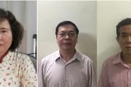 Ông Vũ Huy Hoàng và bà Hồ Thị Kim Thoa bị khởi tố