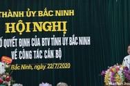 Con trai bí thư tỉnh ủy Bắc Ninh làm bí thư thành ủy Bắc Ninh
