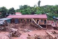 Lũ quét ập về trường tiểu học ở Nậm Nhừ, Điện Biên