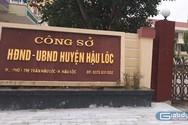 Cô giáo Nguyễn Thị Xuyến kiện Chủ tịch Ủy ban nhân dân huyện Hậu Lộc ra tòa