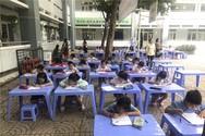 Quận 7 tiếp thu, chỉ đạo trường Võ Thị Sáu đảm bảo chỗ học cho các em đúng tuyến