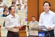 Hai Bộ trưởng xin hãy giữ lời hứa, nói giúp giáo viên một tiếng!