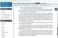 Thông tư liên tịch số: 07/2013/TTLT-BGDĐT-BNV-BTC hướng dẫn thực hiện chế độ trả lương dạy thêm giờ đối với nhà giáo trong các cơ sở giáo dục công lập (Ảnh Phan Tuyết)
