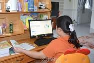 Học sinh tiểu học ở Cà Mau sẽ dừng học trực tuyến từ tuần tới (ảnh minh họa: nongnghiep.vn)