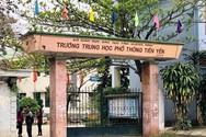 Vì sao phải chuyển Trường Tiên Yên sang địa điểm mới?