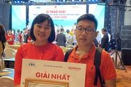 Cô giáo Hứa Thanh Mai giỏi tuyên truyền giáo dục pháp luật cho học sinh