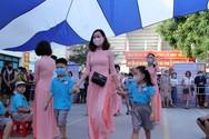 500.000 học sinh Hải Phòng rộn ràng khai giảng năm học mới
