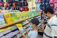 Tìm 5 hiệu sách lớn, phụ huynh Hải Phòng không mua được bộ sách giáo khoa lớp 6