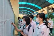 Hơn 21.000 thí sinh Hải Phòng bắt đầu kỳ thi vào lớp 10